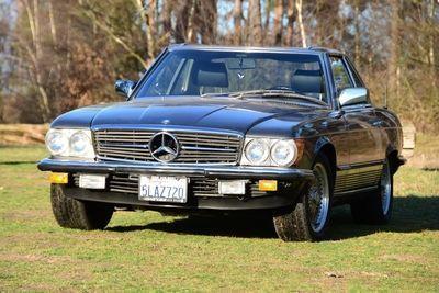 500 SL Convertible