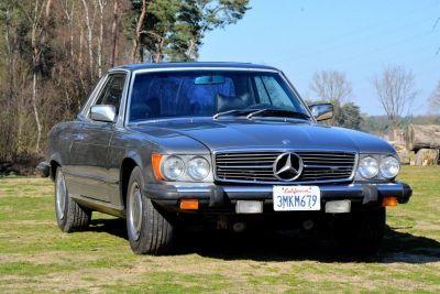 450 SLC Coupe