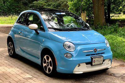 Fiat 500E Elektro