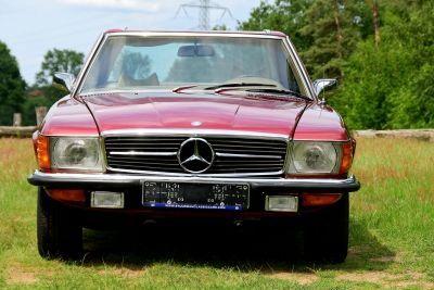 450 SL Convertible (W107)