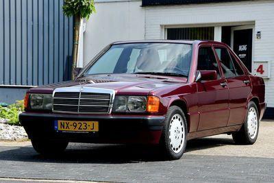 190E 1.8 Avantgarde Rosso