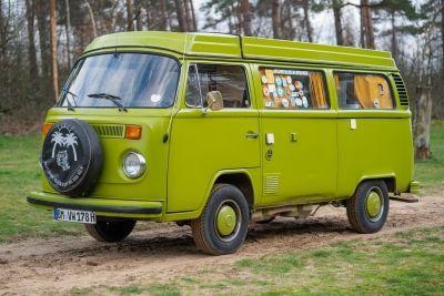 T2 Bus Camper