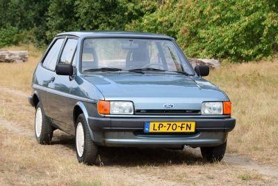 Ford Fiesta MKII