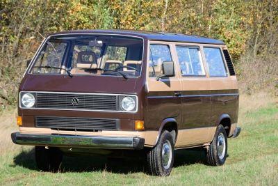 Volkswagen T3 Bus Caravelle GL