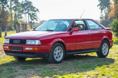 Audi 80 Coupe 2.3