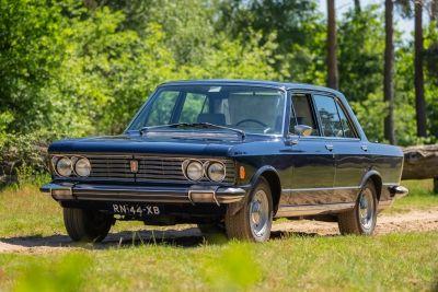 Fiat 130 Sedan V6