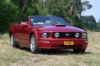 Ford Mustang Convertible V8 GT